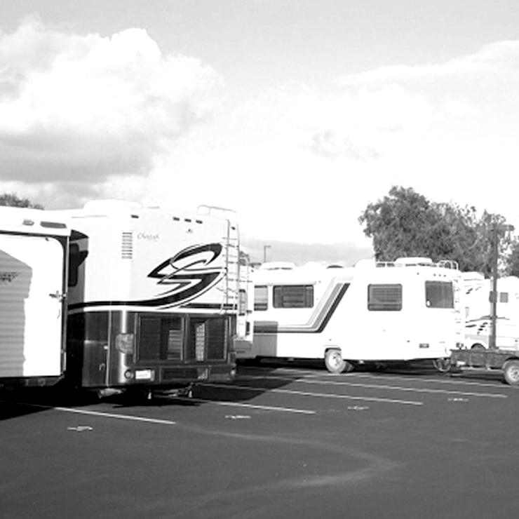 open boat, rv, car, truck, trailer storage